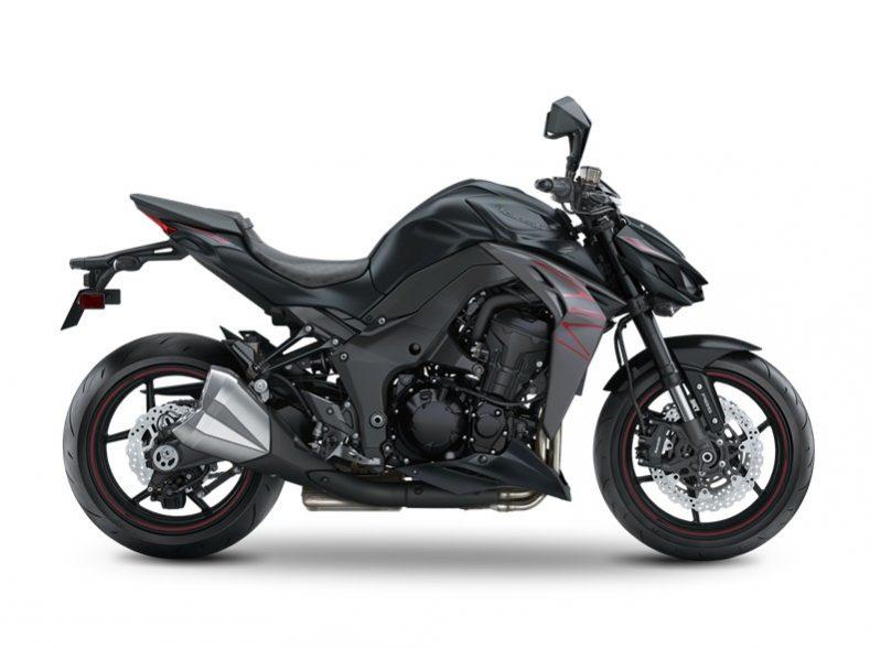 Z 1000 schwarz metallic-grau 2019